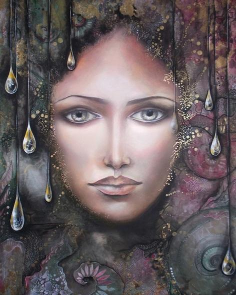 Isabelle Le Pors - Crystal tears