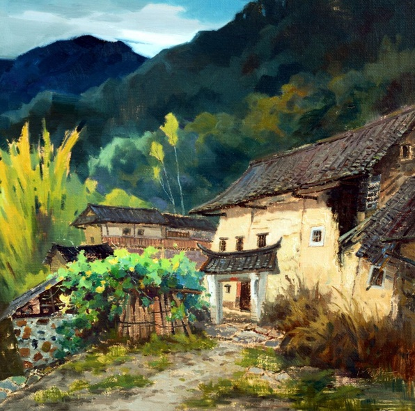 Jiang Zi - Chinese rural village (2016)