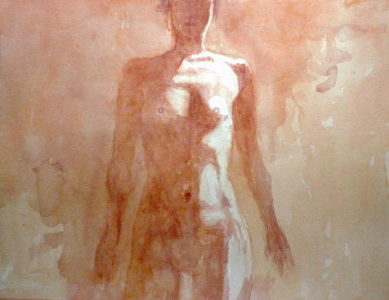 Jose Antonio Garcia Villarrubia - Nude III