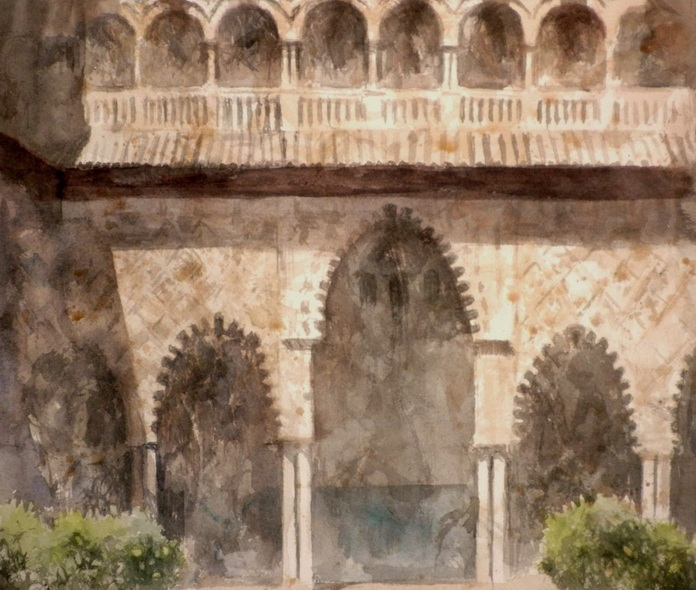 Jose Antonio Garcia Villarrubia - Patio de las Doncellas, Reales Alcázares de Sevilla