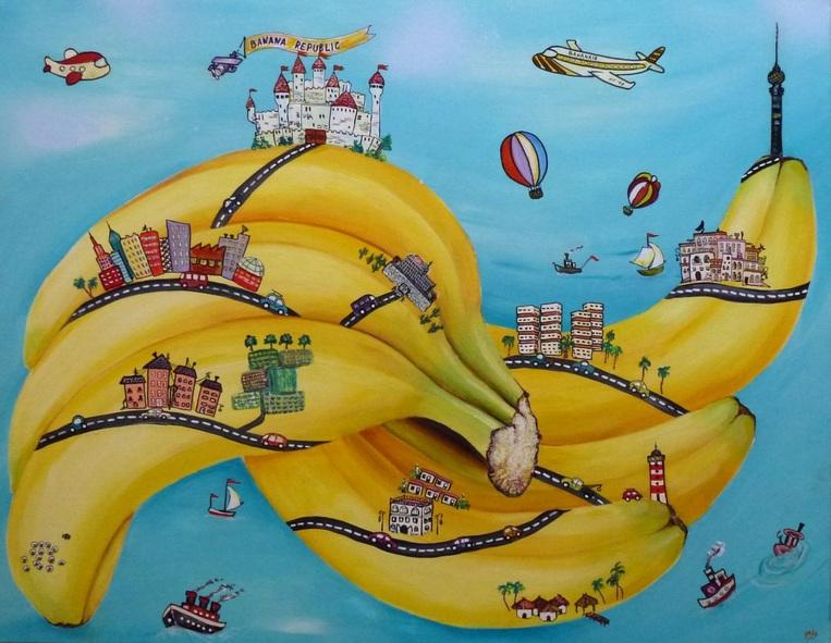 Lena Smirnova - Banana republic
