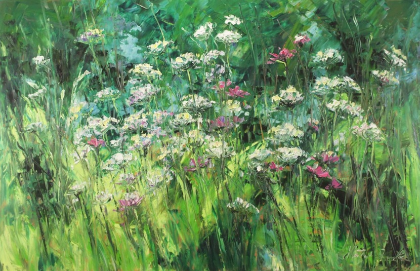 Margaret Raven - Deep green meadow