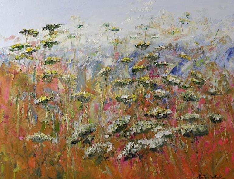 Margaret Raven - Pastel autumn