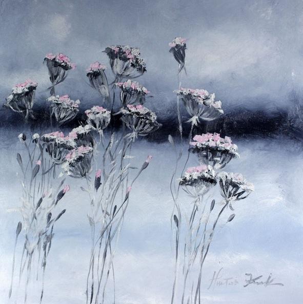 Margaret Raven - Silver herbs