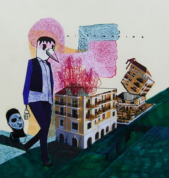 Marina Milev - Burnout