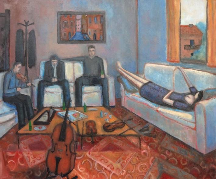 Massimiliano Ligabue - Strings quartet