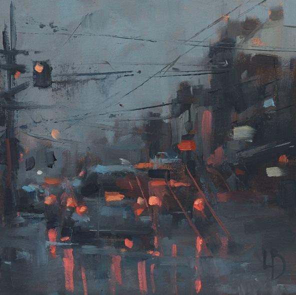Ollie Le Brocq - Street Study #2