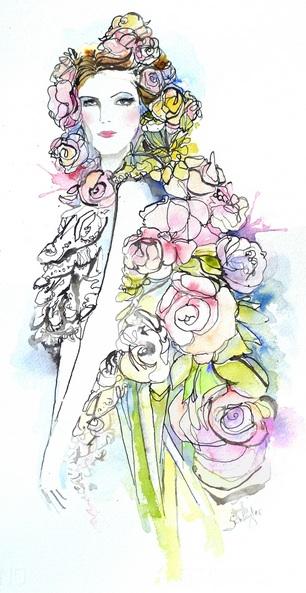Schuyler Rideout - Cloak of Roses