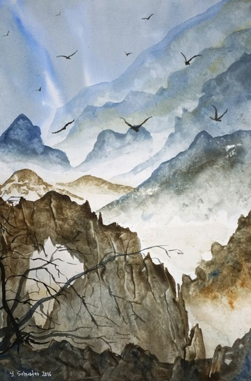 Yulia Schuster - Montains