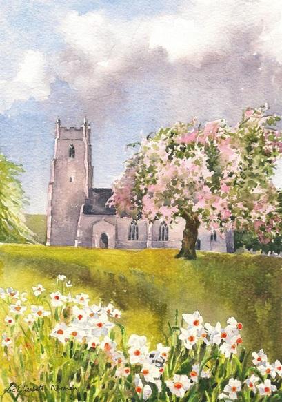 Zoe Elizabeth Norman - St. Andrews Church Honingham