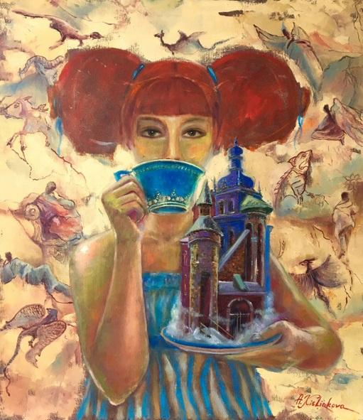 Alla Kysliakova - The prosthetic dreams