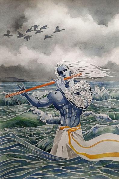 BHAVIN MEHTA - Krishna