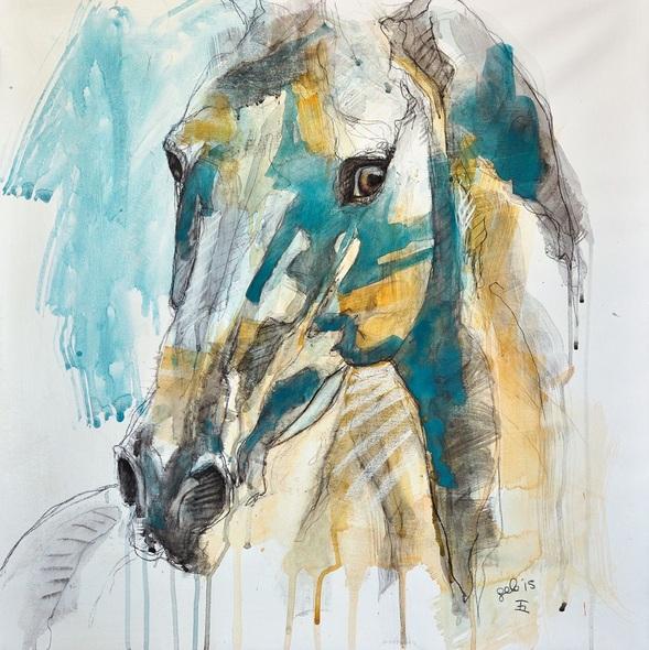 Benedicte Gele - Equine Nude 10t