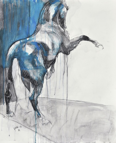 Benedicte Gele - Equine Nude 11t