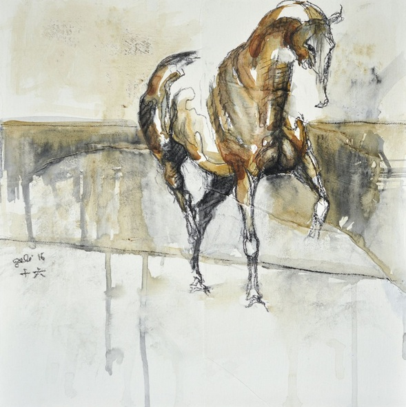 Benedicte Gele - Equine Nude 25t