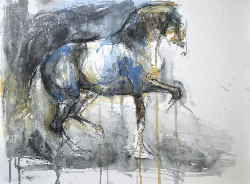 Benedicte Gele - Equine Nude 33t