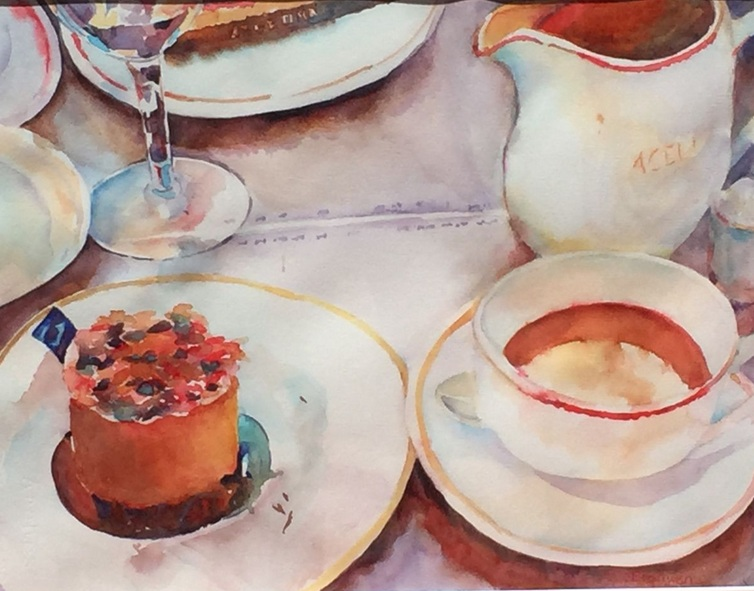 Bronwen Jones - Coffee and Sweets