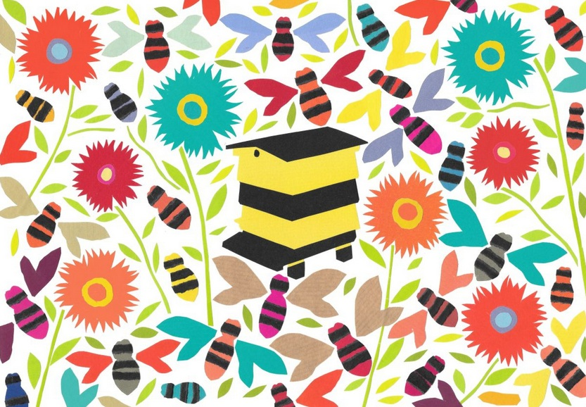 Emma Bennett - Bee cause bees are lovely