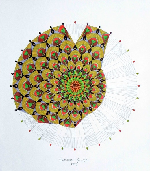 FEDERICO CORTESE - circular diagram