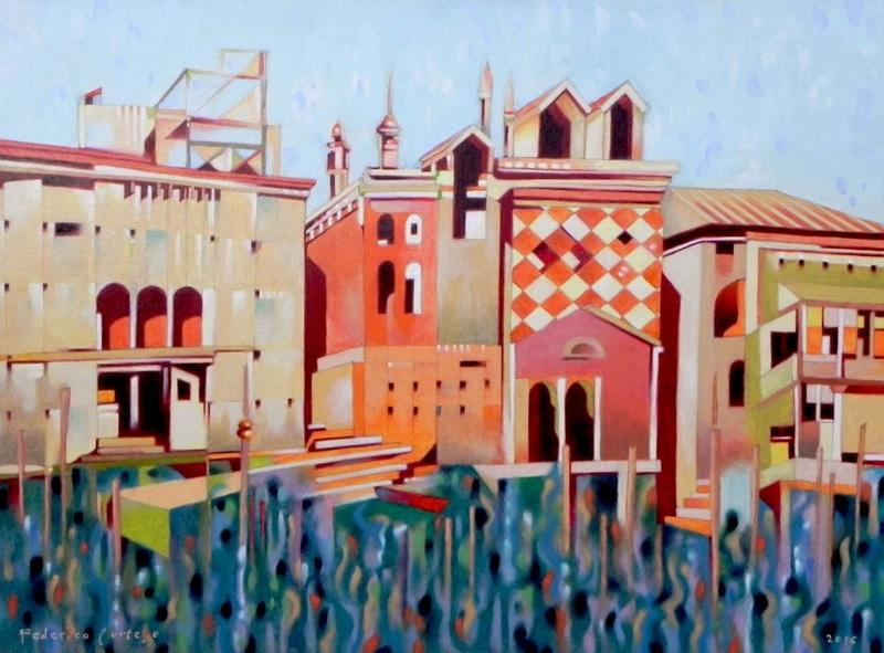 FEDERICO CORTESE - memory of Venice