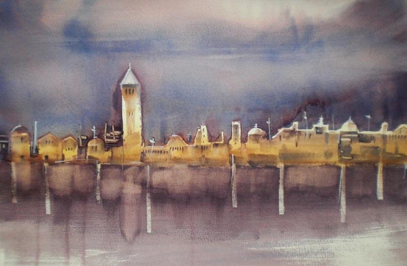Giorgio Gosti - Venice 9