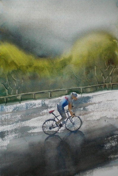 Giorgio Gosti - cycling 1