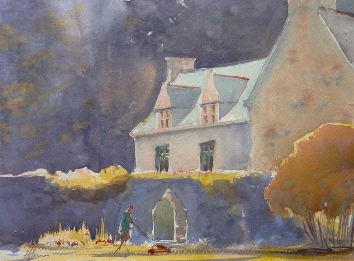 Henry Jones - Le Manoir