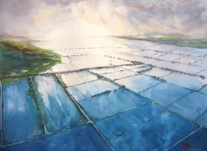 Henry Jones - Somerset in Flood
