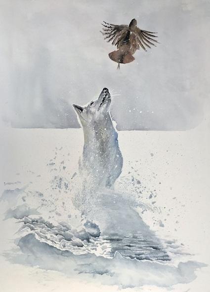 Jon Crocker - Winter Survival