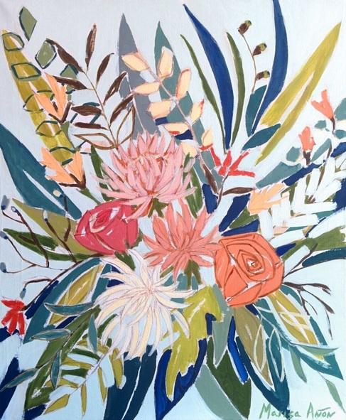 Marisa Añón Frau - Flowers from Mallorca