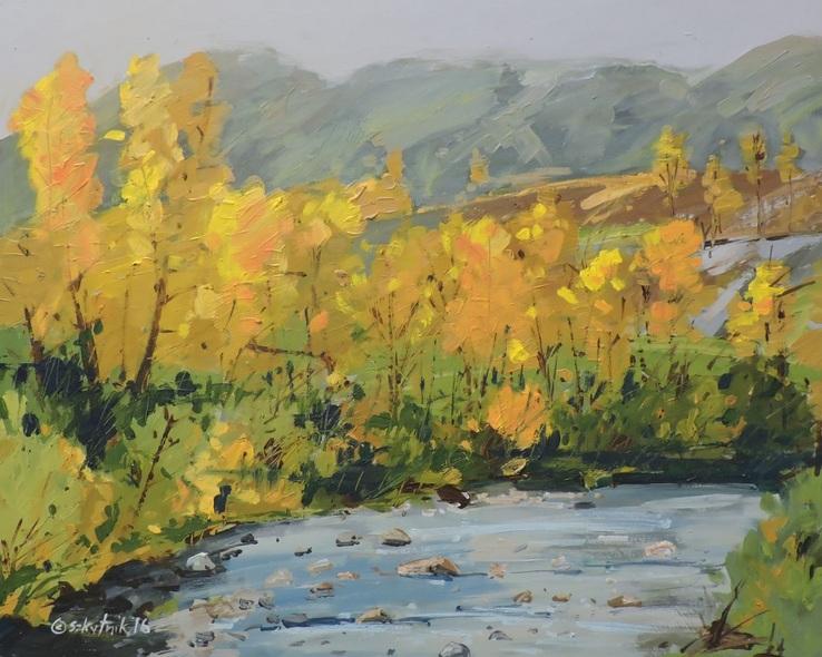 Richard Szkutnik - Piedro River #3