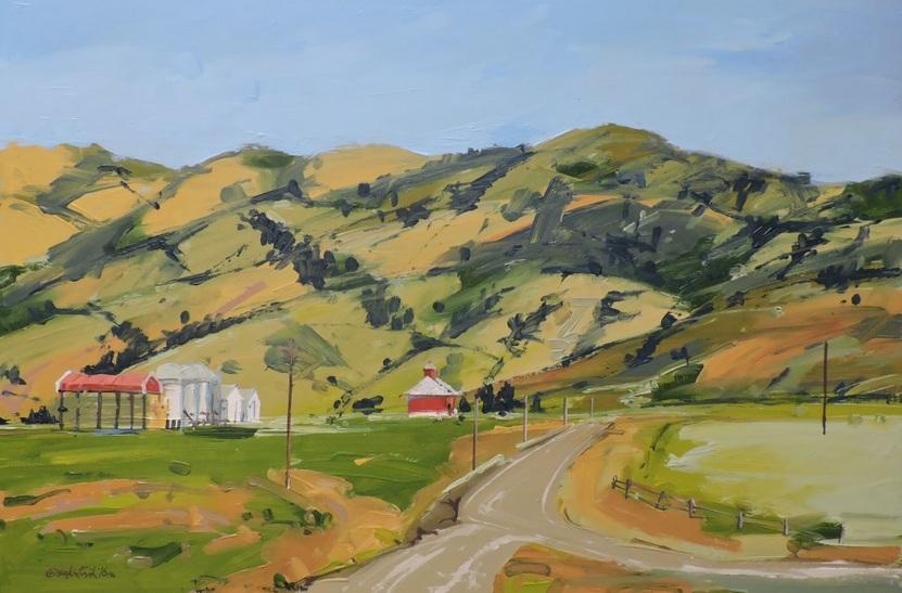 Richard Szkutnik - September in Idaho