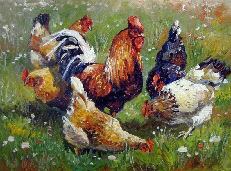 Ruslan Sabiroff - The Flock