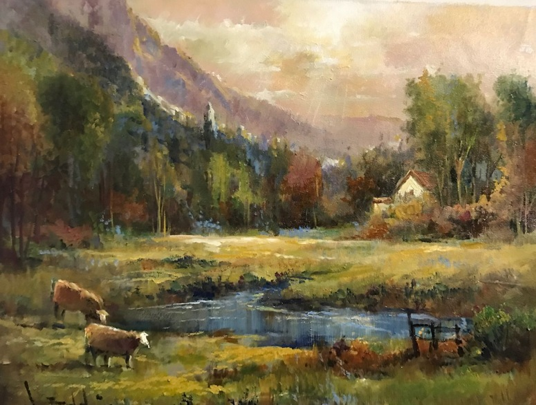 W. Eddie - Idyllic Pasture
