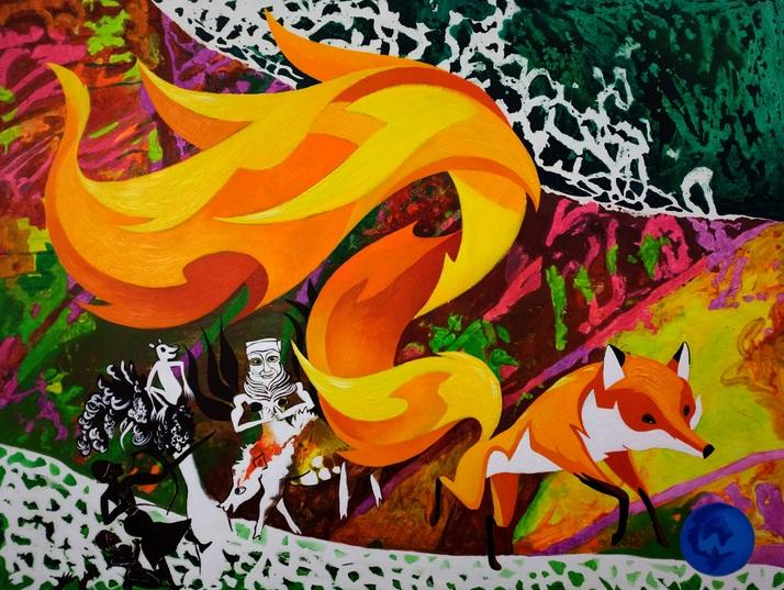 Anastasia Russa - Firefox