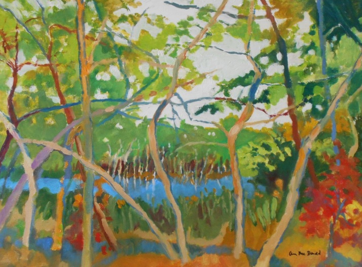 Ann Cameron McDonald - Blue Lake