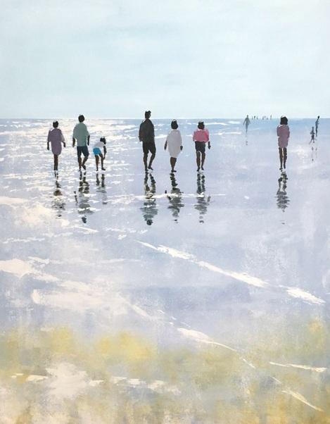 Carlos Martín - Seashore time