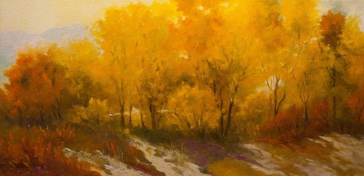 Dan Twitchell, OPA, AIS - Autumn Colours