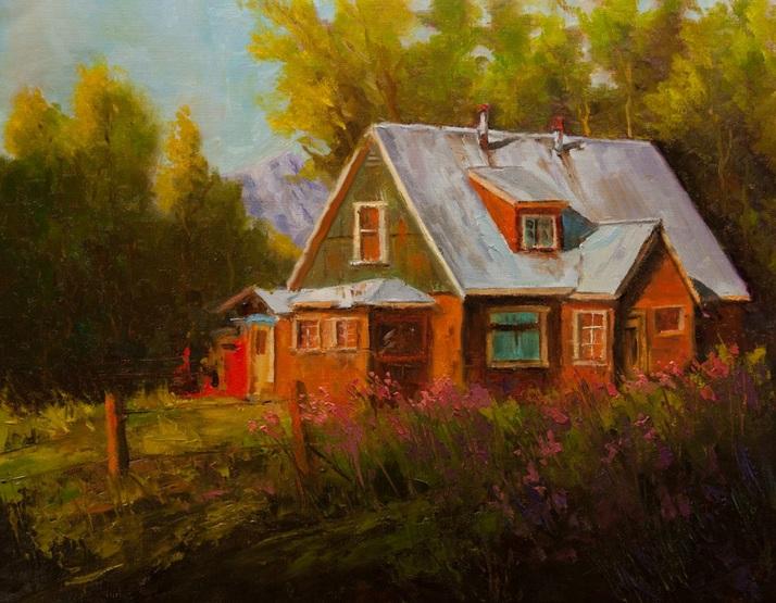 Dan Twitchell, OPA, AIS - Hope Cottage