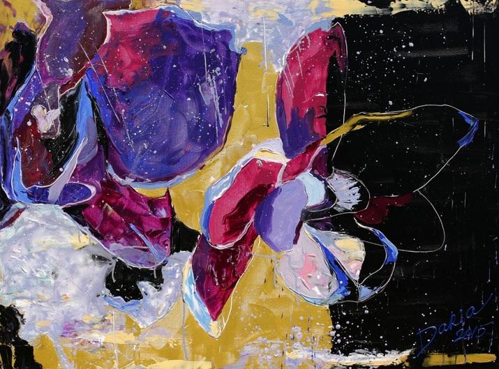 Daria Bagrintseva - Wild Orchid