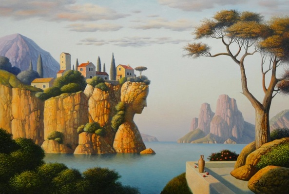 Evgeni Gordiets - Orange Rock Village