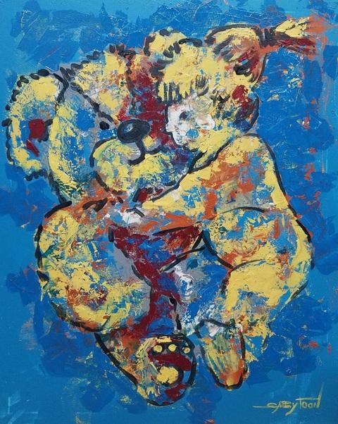 Gabriella DeLamater - Teddy Love