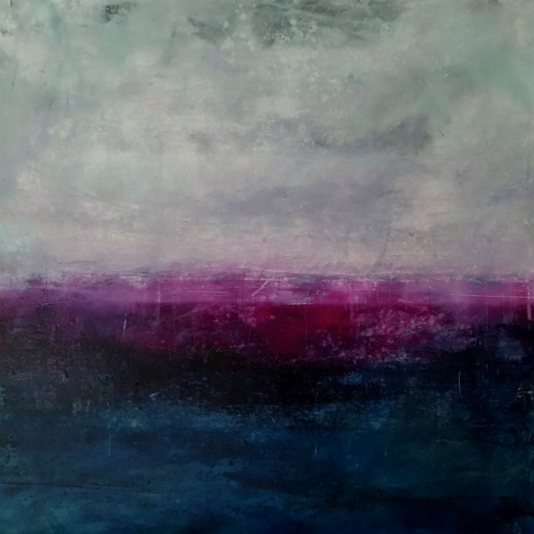 Jane Efroni - Untitled Seascape 2016