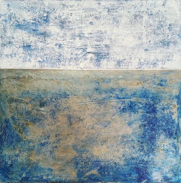 Jane Efroni - Untitled (Seascape)