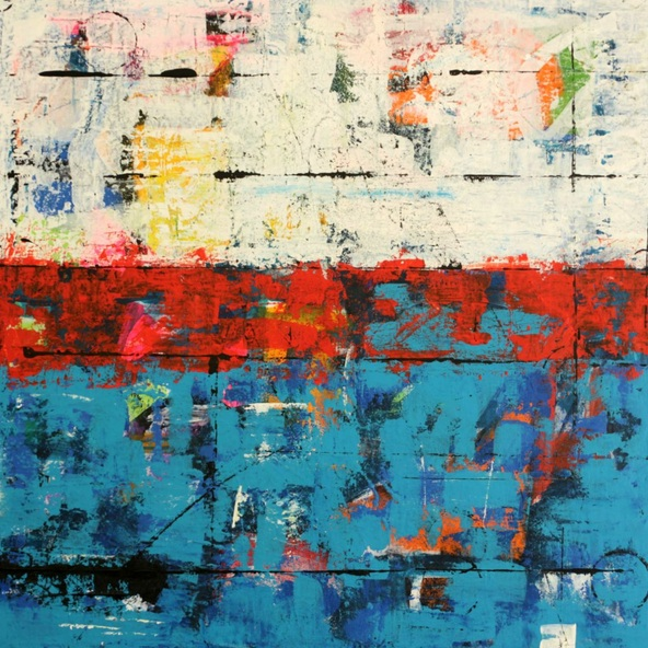 Jane Efroni - Untitled (Urban)
