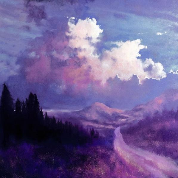 John O'Grady - The Mountain Road IV