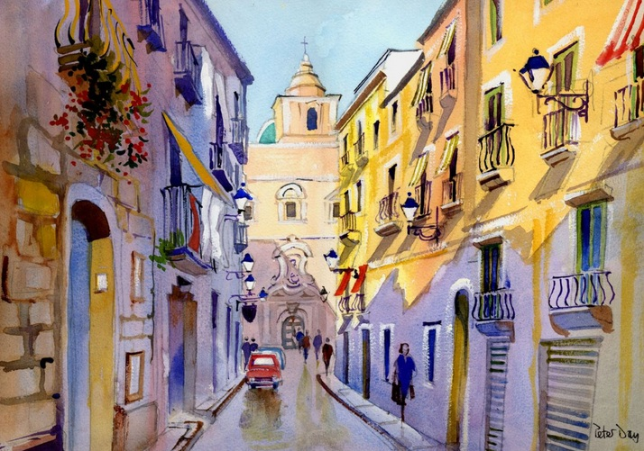 Peter Day - Trapani, Sicily