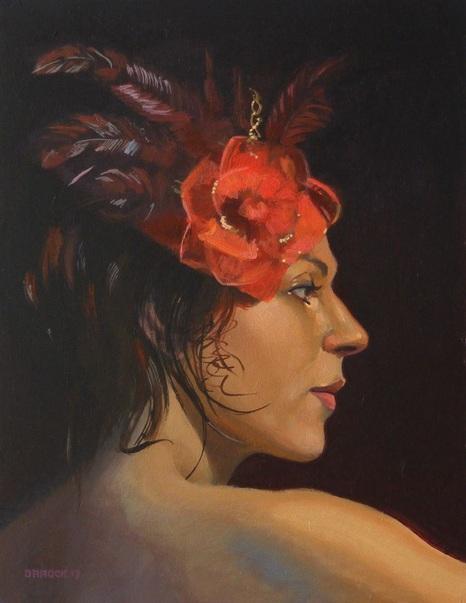 Peter Orrock - Red head