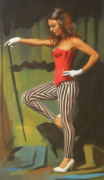 Peter Orrock - Stripes Why