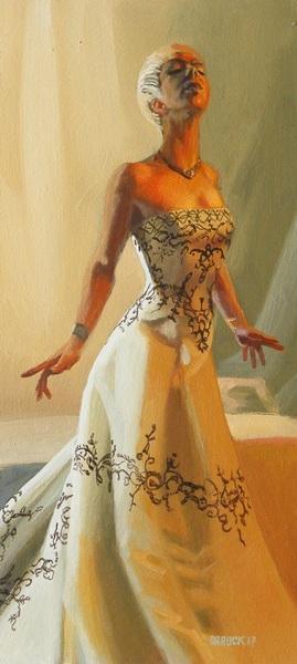 Peter Orrock - Wedding dress